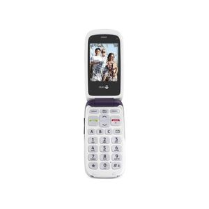 Comparer DORO PHONEEASY 612 VIOLET