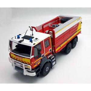 miniature pompier achat vente jeux et jouets pas chers. Black Bedroom Furniture Sets. Home Design Ideas