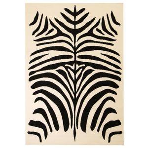 TAPIS Lixada Tapis Salon Vintage Rectangle 120 x 170 cm