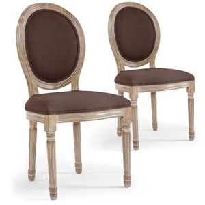 chaise louis xvi achat vente pas cher. Black Bedroom Furniture Sets. Home Design Ideas