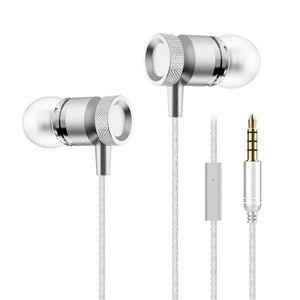 CASQUE - ÉCOUTEURS Ecouteurs Métal pour HTC One A9s avec Micro Kit Ma