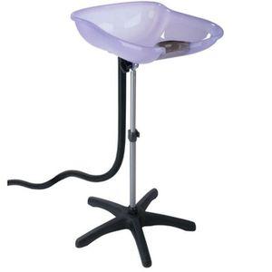 LAVABO - VASQUE Lave-tête Compact + sac transport lilas de coif…