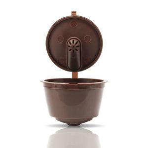 DISTRIBUTEUR CAPSULES 3 capsules reutilisables reutilisables de cafe de