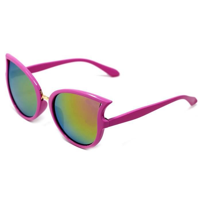 Premium Mirror Coated Lenses Sunglasses With Uvb Protection LR0A8
