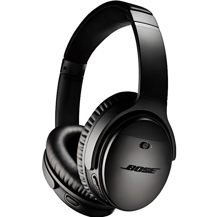 Bose Quietcomfort 35 Ii Casque Avec Micro Pleine Taille Bluetooth
