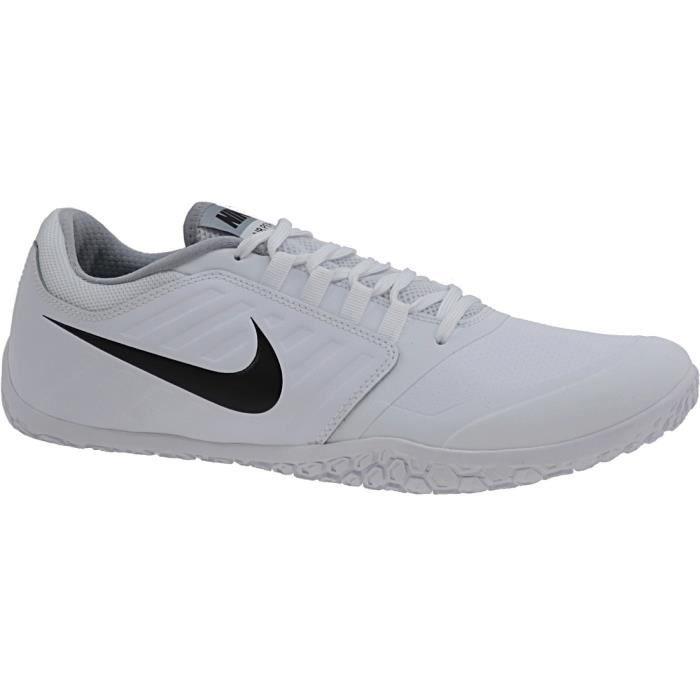 Nike Air Pernix818970-100 Homme Baskets Blanc,Noir