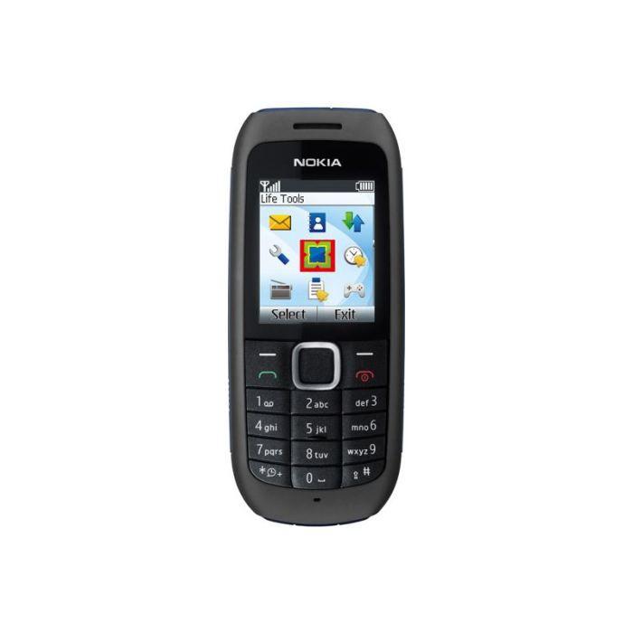 Téléphone portable Nokia 1616 noir Tout Opérateur