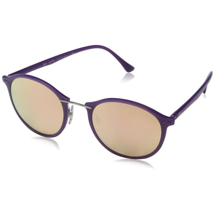 Ray ban ronde - Achat   Vente pas cher f97cd70d8d33