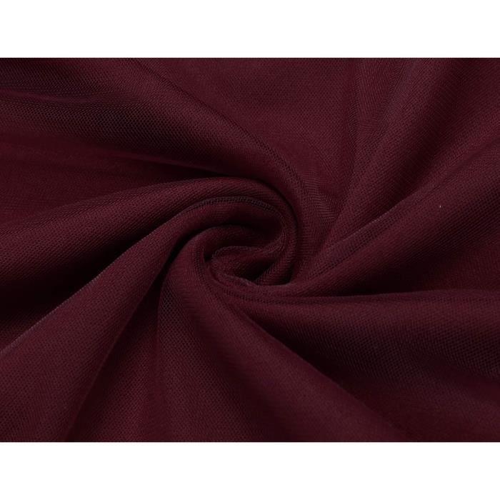 Robe de fête en élastique sans manches en mousseline de soie