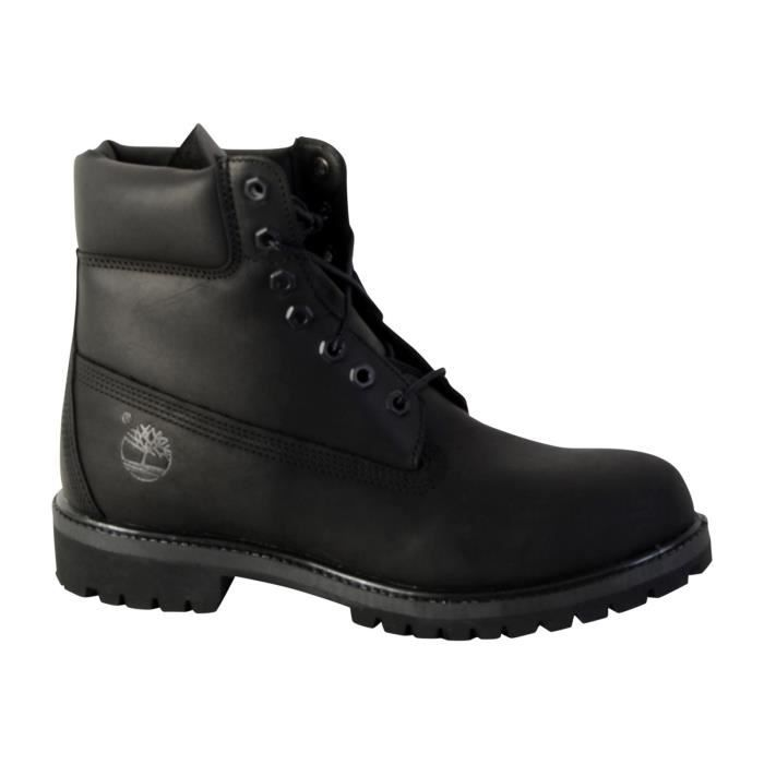 Chaussure Timberland A1MA6 6IN Premium Boot Black 42 Noir