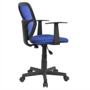Chaise bureau enfant bleu achat vente pas cher - Chaise bureau enfant pas cher ...