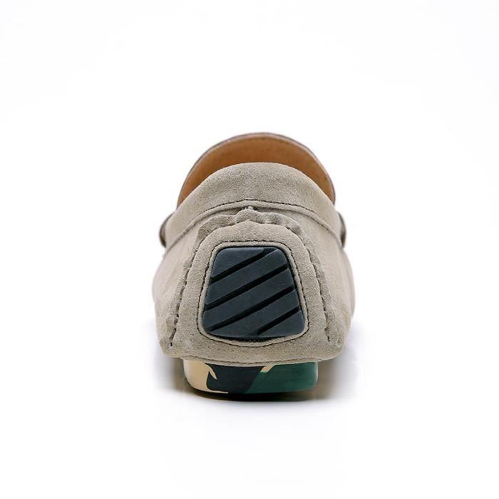 Chaussures de ville Bateau homme Haut qualité Automne et hiver de nouvelles Moccasin hhx328 cEnQv
