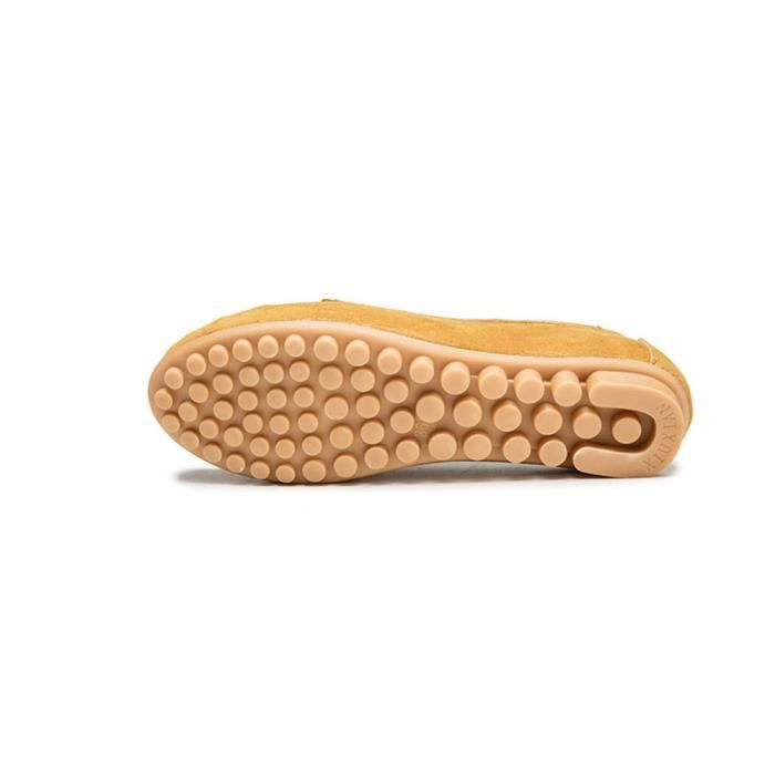 Femmes Flats Mesdames Comfy Ballet Chaussures Soft Slip-On Casual Bateau Chaussures XMM71214532_1001 tKO5Xw