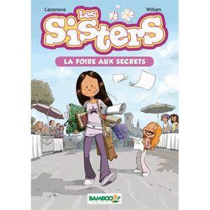 Livre 6-9 ANS Les Sisters Tome 7