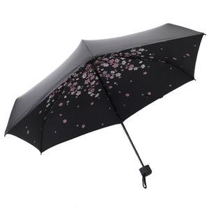 PARAPLUIE Cherry travel mini parapluie push-pull ultra léger