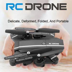 DRONE 2.4G 4CH Altitude Tenir HD Caméra WIFI FPV RC Quad