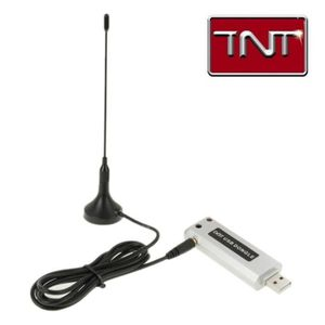 RÉCEPTEUR - DÉCODEUR   Récepteur TNT clé USB - TNT sur PC - DVB-T/MPEG-4