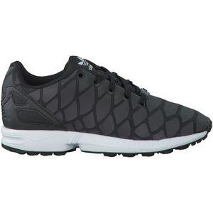 BASKET Adidas Baskets ZX FLUX XENOPELTIS Noir