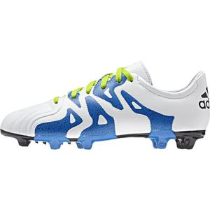competitive price f12ee 02c68 CHAUSSURES DE FOOTBALL Chaussures Junior adidas X 15.3 FG-AG Leather