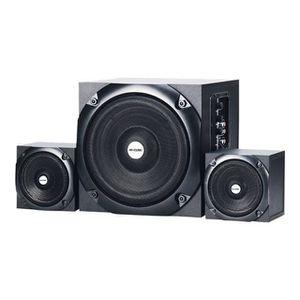 ENCEINTES ORDINATEUR TRACER TRG-495 ENCEINTES PC / STATIONS MP3 RMS ...