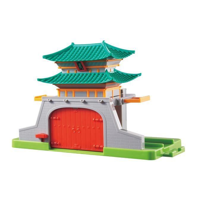 SUPER WINGS Seoul Aire de Jeux - Avec la figurine Jett