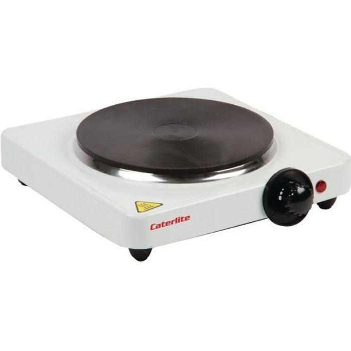 check-out 0602f 5994c Plaque de cuisson électrique simple