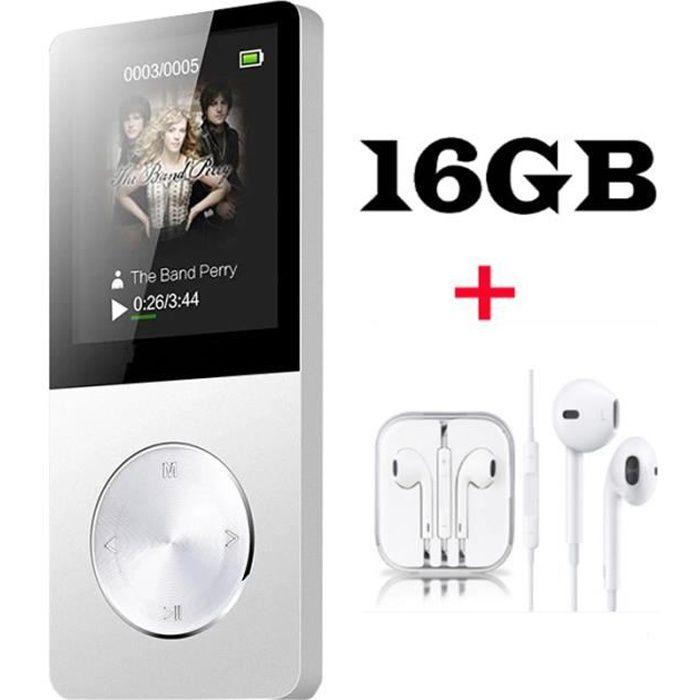 Lecteur mp3 avec ecouteur achat vente lecteur mp3 avec ecouteur pas cher - Cdiscount lecteur mp3 ...