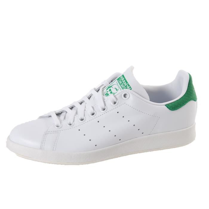 finest selection db9df 04c98 Adidas Originals Stan Smith Luxe Baskets femme .
