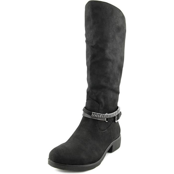 amp; Botte Calf Wide Wardd Style amp; Style Femmes Synthétique Co Co qxUwnHft