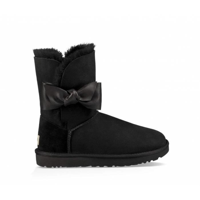 boots ugg noir