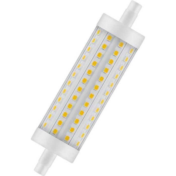 AMPOULE - LED OSRAM Ampoule crayon LED 118 mm R7S 15 W équivalen