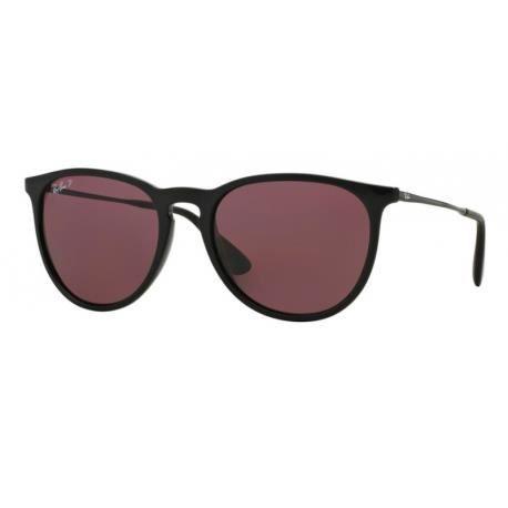 Achetez Lunettes de soleil Ray-Ban Homme ERIKA RB4171 601 5Q Noire ... 789eb2ce36cf