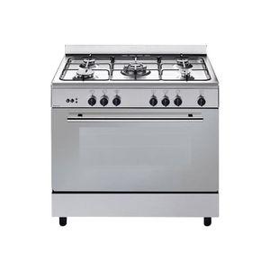 Piano De Cuisine Avec Four Electrique Achat Vente Piano De - Grande gaziniere 6 feux pour idees de deco de cuisine
