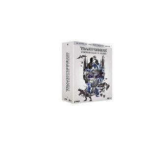 BLU-RAY FILM Transformers - L'intégrale 5 films [4K Ultra HD +