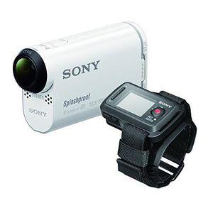 CAMÉSCOPE NUMÉRIQUE SONY action caméra vidéo cam AS100VR vue en direct