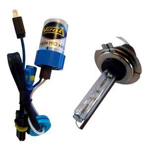 AMPOULE TABLEAU BORD 1 ampoule HID Xénon marque FRANCAISE Vega® H7 8000