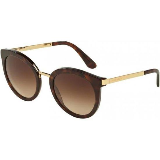 Ecaille Dg Dolce 50213 Lunettes Soleil Pour 4268 Femme De Gabbana 8n0kPwXO