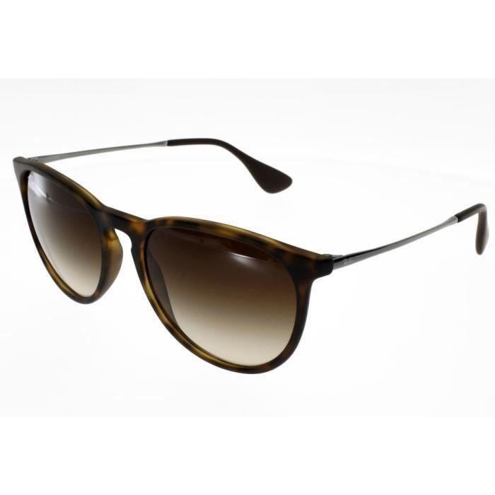 Ray-ban 4171 lunettes de soleil marron bruyère mat - Achat   Vente ... 48ade9e5cd7e