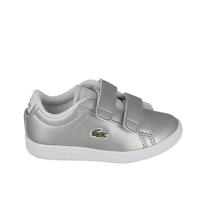 LACOSTE Carnaby Evo 317 6 BB Argent CaJkG7rqA