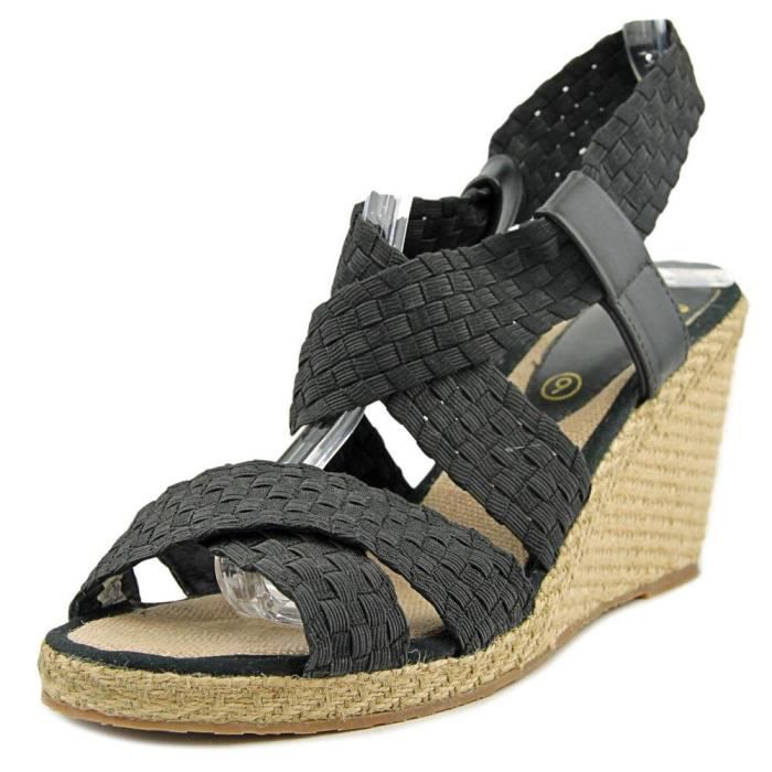 Women's Andre Assous Dennie Wedge Sandal KKEW9 Taille-40