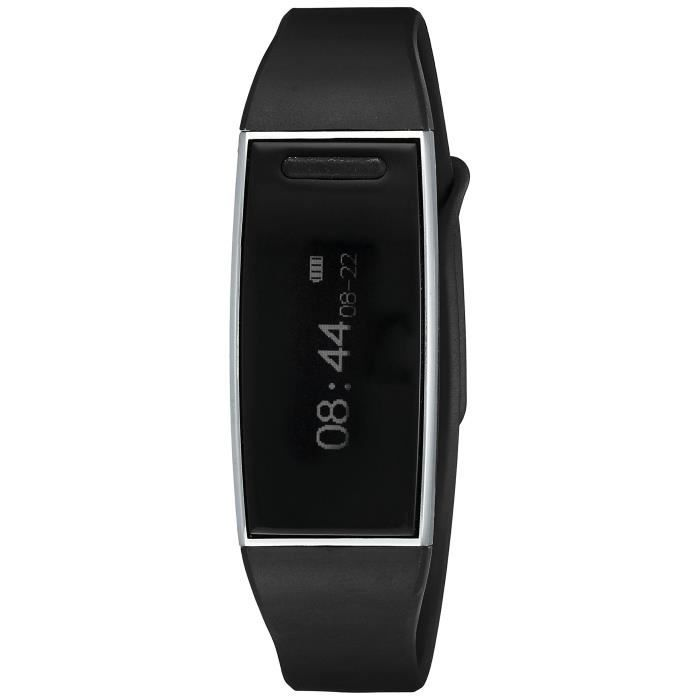 Unisex Nu-g0015 Pulse Black Hrm Activity And Tracking Watch LM88W