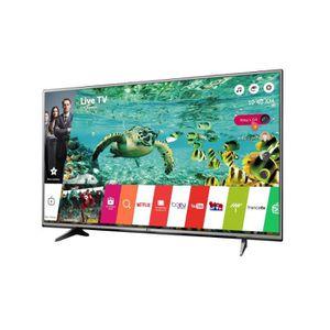 tv 4k 65 pouces achat vente tv 4k 65 pouces pas cher cdiscount. Black Bedroom Furniture Sets. Home Design Ideas