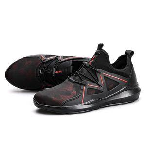 JOZSI Léger Chaussures Sport Jogging SHT Baskets hiver XZ228Rouge39 Respirant Homme Chaussure Ultra 4nwr6qU4W