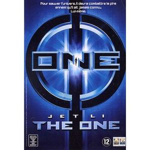 DVD FILM THE ONE