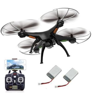 DRONE Syma X5SW Explorers-II FPV 2.4 Ghz RC Quadcopter 2