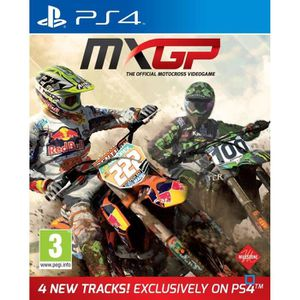 JEU PS4 MXGP - The Official Motocross Videogame (Playst...