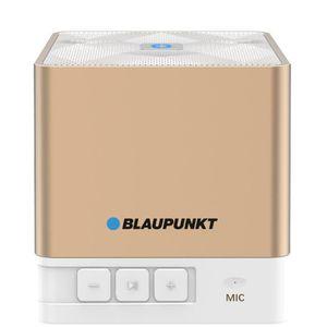 ENCEINTE NOMADE Blaupunkt BT02GOLD, 3 W, Avec fil &sans fil, A2DP,