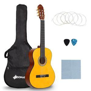 GUITARE COSTWAY 39 Pouces Guitare Classique Acoustique en