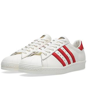 rencontrer cb614 7ff3f Adidas superstar rouge - Achat / Vente pas cher