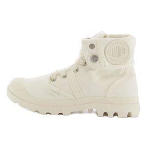 BASKET Palladium Chaussures Femme blanc